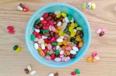 National Jelly Bean Day – Apr 22
