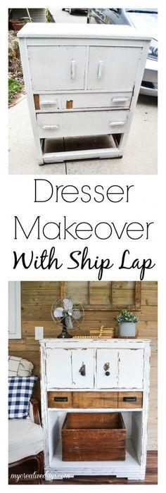 best 25 broken dresser ideas on pinterest dresser repurposed diy dresser makeover and diy. Black Bedroom Furniture Sets. Home Design Ideas