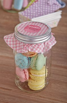 Easter Gifts and Entertaining Ideas via Cost Plus World Market >> #WorldMarket Easter Traditions, Macaroons, Mason Jars