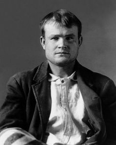 1897 Old West Outlaw BUTCH CASSIDY  ...  Looks like this could have been taken just yesterday !