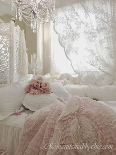 This must be the most feminine room ever
