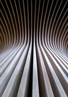 Curved Wood