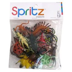 Spritz™ Insects Party Favors 12-ct.