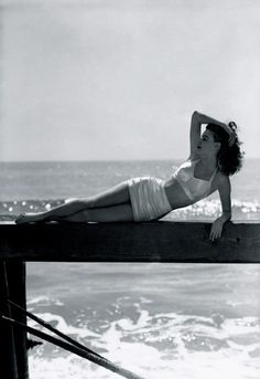 """I think the main reason my marriages failed is that I always loved too well but never wisely."" Ava Gardner"