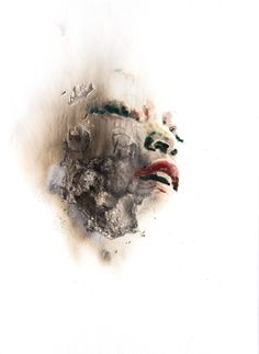 This June, Lazarides will be welcoming Juan Miguel Palacios for his. Woman Face, Urban Decay, Artist, Artwork, Mixed Media, Inspire, Inspiration, Palaces, Art Work