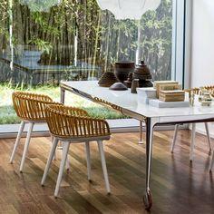 Cyborg Club Sessel für lichtdurchflutete Räume