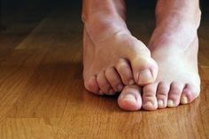 Foot Fungus Home Remedy