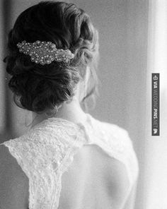 So good! - You've Always Dreamed Of. To see more fabulous wedding ideas: | CHECK OUT MORE IDEAS AT WEDDINGPINS.NET | #weddings #hair #weddinghair #weddinghairstyles #hairstyles #events #forweddings #iloveweddings #romance #beauty #planners #fashion #weddingphotos #weddingpictures