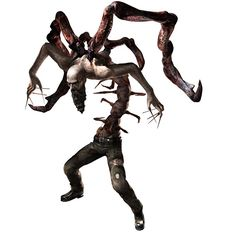 Resident evil monsters | Resident Evil 4 Concept Art