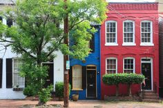 14 of the Most Colorful Places to Visit features Old Town's Queen Street
