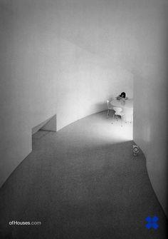 Toyo Ito /// White U /// Nakano-ku, Honchō, Tokyo, Japan /// 1976