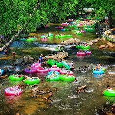 Grab a tube and ALL of your friends and head to Helen, GA! Spend the day…