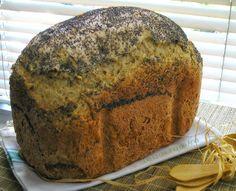 De la cocina de Ana: Pan Integral con Semillas (Panificadora)