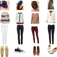 I would wear every single one of these outfits