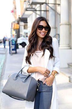 Grey Givenchy.