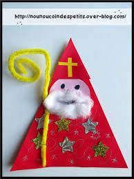 pour la st nicolas - New Ideas Christmas Arts And Crafts, Preschool Christmas, Preschool Crafts, Christmas Decorations, Christmas Ornaments, St Nicholas Day, Diy And Crafts, Crafts For Kids, Advent Season