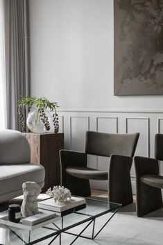 Tour a Chic Stockholm Apartment Filled With Great Designs - Nordic Design Bed With Drawers Underneath, Stockholm Apartment, Warm Colour Palette, Built In Bench, Built In Cabinets, Nordic Design, Classic Elegance, Interior Inspiration, Inspiration Boards