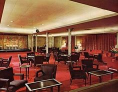 SS United States Lounge