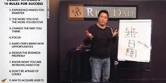 Rich Dad Poor Dad – Robert Kiyosaki's Top 10 Rules For Success (@theRealKiyosaki)