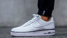 innovative design 88a09 a10aa nike-air-force-1-low-white-white