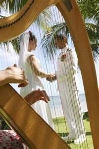 harp at wedding would be a dream :)