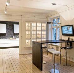 traditional scandinavian kitchen design - Google Search