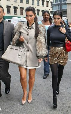 Kim Kardashian Fashion and Style - Kim Kardashian Dress, Clothes, Hairstyle - Page 93