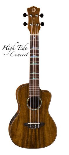 High-Tide Concert Ukulele - This is my uke, I love it!