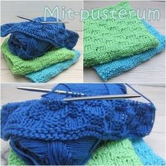 My respite: dishcloths - project Knitting Stitches, Knitting Patterns, Rum, Diy And Crafts, Arts And Crafts, Textiles, Washing Clothes, Basket Weaving, Clothing Patterns