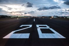 Runway 2  by James Steele on 500px
