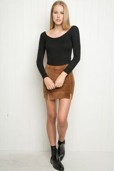Brandy ♥ Melville | Ethel Top - Just In