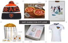 Gift Guide for City Love