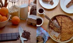 Rachel Roddy's chocolate almond cake recipe | A Kitchen in Rome | Life and style | The Guardian