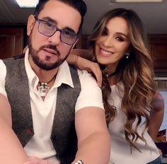Miguel Varoni #MiguelVaroni Catherine Siachoque #CatherineSiachoue #Telemundo