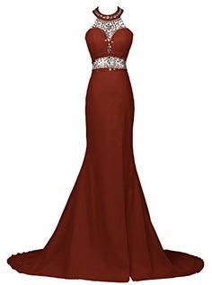 Dresstells® Long Mermaid Prom Dress Beadings Halter E... https://www.amazon.co.uk/dp/B01C781PJC/ref=cm_sw_r_pi_dp_h2rvxbAC4SSNS