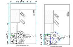 Corporate Building Architecture Drawing in AutoCAD dwg files. Architecture People, Building Architecture, 3d Architect, Cad Drawing, Building Structure, Autocad, Urban Design, Floor Plans, Layout