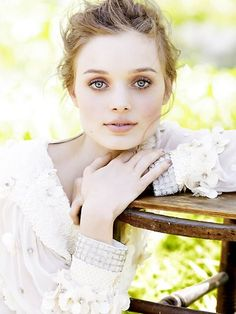 bella heathcote accent