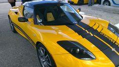 Teslar auf der Intersolar 2012 in München aufgenommen