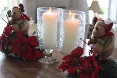 Decoração por Patricia Junqueira {Home & Receber}  http://www.patriciajunqueira.com.br/#!minha-no-natal/c1a1q