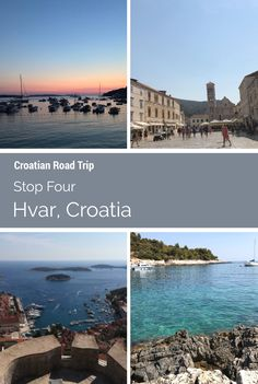 Stop four on our road trip - Island hopping Split - Hvar in Croatia for Georges birthday. Such a cute little island perfect for a day trip or stop over. … #Croatia #Europe #Roadtrip