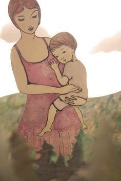 motherhood...