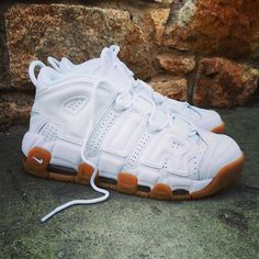 "best service 51339 2e6b4 Loversneakers on Instagram  ""Nike Air More Uptempo"