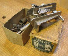 Vintage Stanley No.59 Doweling Jig