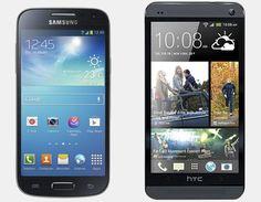 Samsung Galaxy S4 Mini vs HTC One | Versus OS