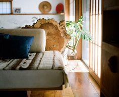 (George Nakashima's Reception House, New Hope, PA)