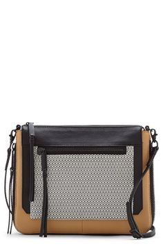 Vince+Camuto+'Rhone'+Leather+Crossbody+Bag+available+at+#Nordstrom