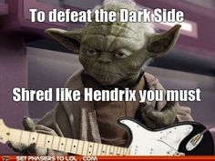 Defeat the Dark Side