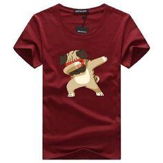 Dabbing Pug Shirt