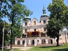 Kalwaria Pacławska - Sanktuarium Męki Pańskiej i Matki Bożej Kalwaryjskiej