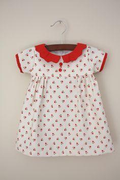 Vintage Heirloom Dress - Free Sewing Tutorial